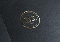 Logodesign Premium Wrapping Club, foto