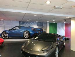 AutoXO Sport Ferrari og Maserati forhandler i Oslo, foto