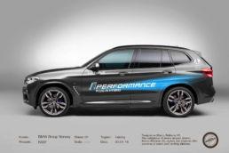 BMW iperformance Plug-in-hybrid til Tiril Eckhoff, foto