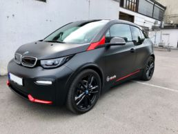 BMW i3 s City security as, foto